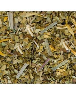 Мате Лимон етнічний чай Країна Чаювання 100 г ф/п