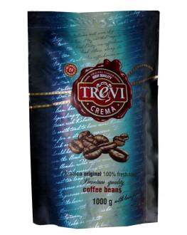 Кофе TREVI Crema зерновой 1 кг (4820140050163)