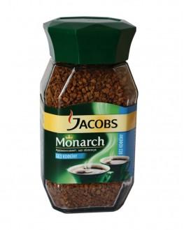 Кофе JACOBS Monarch без кофеина растворимый 100 г ст. б. (4820187042978)