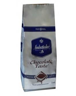 Гарячий шоколад AMBASSADOR Chocolate Taste 1 кг (8718868141101)