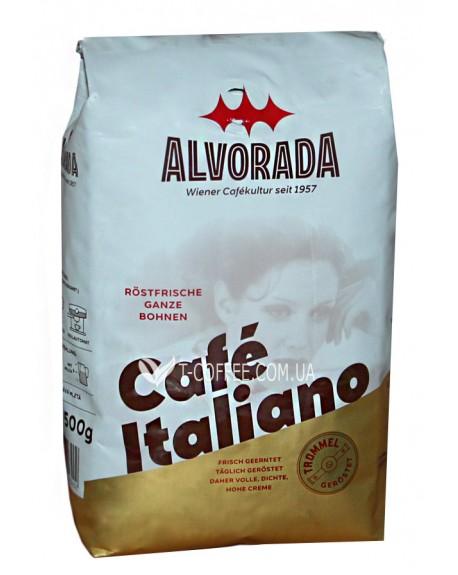 Кофе Альворада иль Кафе Итальяно зерновой фото