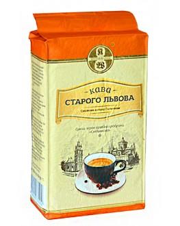 Кофе КАВА СТАРОГО ЛЬВОВА Сніданкова молотый 250 г (4820000371292)