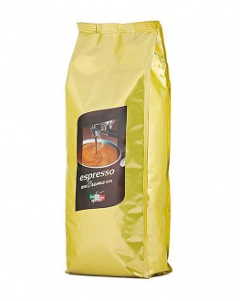 Кофе ВІДЕНСЬКА КАВА Espresso Crema зерновой 1 кг (4820000370462)