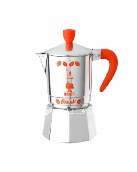 Кофеварка гейзерная мока Bialetti Break 3 чашки