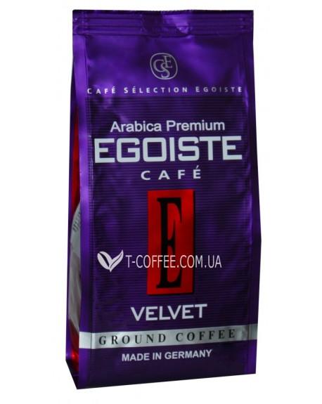 Кофе Egoiste Velvet молотый 250 г (4260283250783)