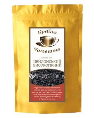 Цейлон №12 черный классический чай Країна Чаювання 100 г ф/п