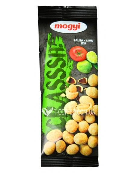 Арахис Mogyi Crasssh Salsa Lime в хрустящей оболочке 60 г (5997347542926)