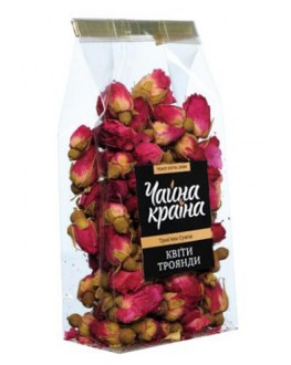 Квіти Троянди Чайна Країна 39 г п/п