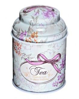 Банка Tea Біла жерстяна 80 г