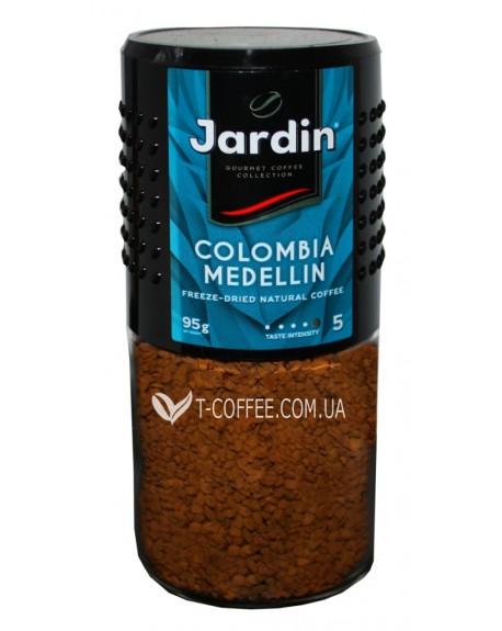 Кофе Jardin Colombia Medellin растворимый 95 г (4823096803593)