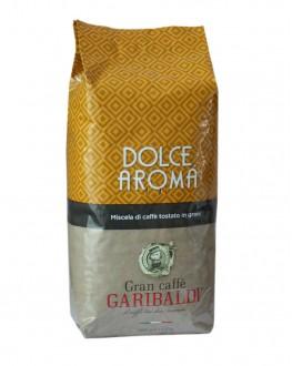 Кава GARIBALDI Dolce Aroma зернова 1 кг (8003012003344)