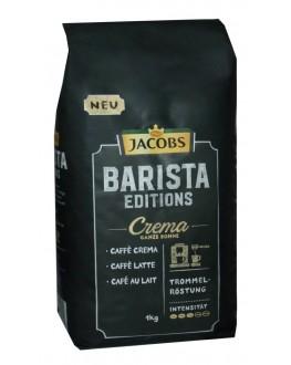 Кофе JACOBS Barista Editions Crema зерновой 1 кг (8711000891704)