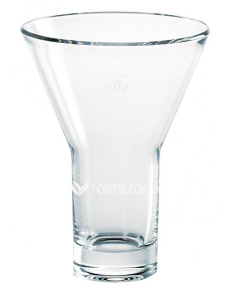 Стакан illy Freddo стеклянный 250 мл