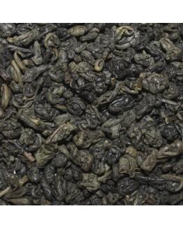 Зеленый Порох Экстра зеленый классический чай Османтус
