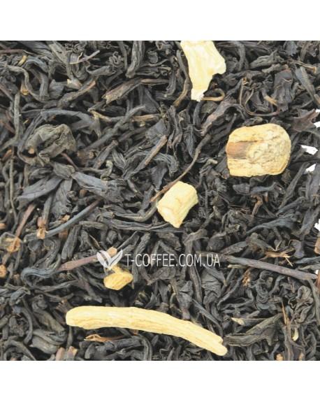 Корень Жизни черный ароматизированный чай Світ чаю
