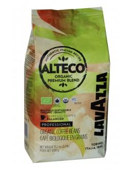 Кава LAVAZZA Alteco Organic Premium Blend зернова 1 кг (8000070045200)
