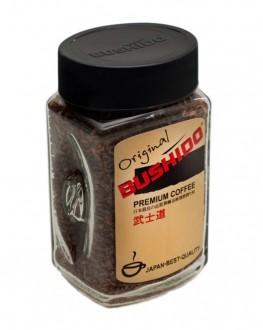 Кава BUSHIDO Original розчинна 100 г скл. б. (7610121710318)