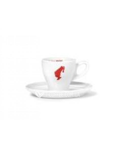 Чашка с блюдцем Julius Meinl Эспрессо фарфоровая 60 мл