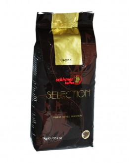 Кофе SCHIRMER Crema Selection зерновой 1 кг (4007611200221)