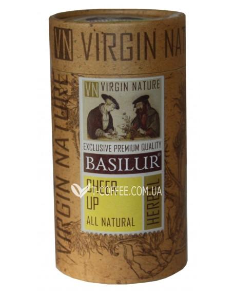 Чай BASILUR Cheer Up Бодрость - Природная 20 х 2 г тубус (4792252932180)