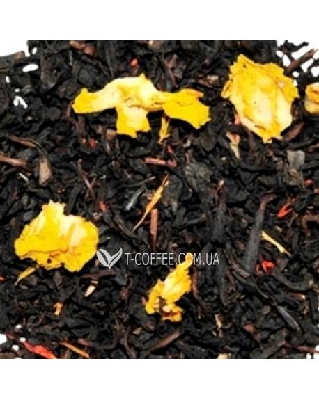 Клевый-Кленовый черный ароматизированный чай Чайна Країна