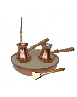 Подарочный набор для кофе по-восточному Джаз №2