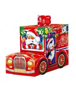 Новогодний подарок ROSHEN №4 Автомобиль Санты 2022 309 г (4823077634987)