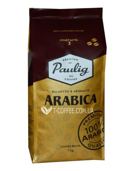 Кофе Paulig Arabica зерновой 1 кг (6418474039008)