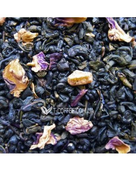 Грезы Султана зеленый ароматизированный чай Країна Чаювання 100 г ф/п