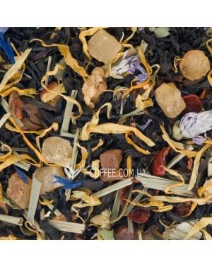 Тропикана черный ароматизированный чай Чайна Країна 100 г к/п