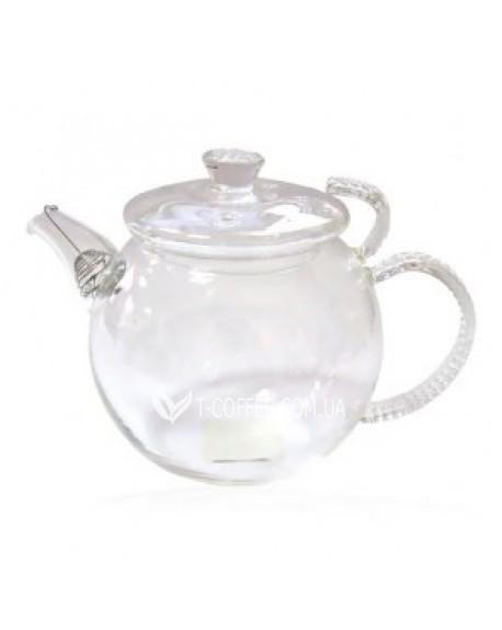 Чайник стеклянный Водолей 600 мл