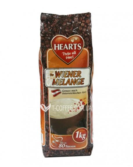 Капучино Hearts Меланж 1 кг (4021155108546)
