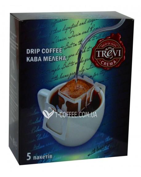 Кофе Trevi Crema 5 х 8 г дрип-пакет (4820140050958)