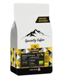 Кофе LA SEMEUSE Dulli Ethiopia Bio зерновой 250 г (7610244011248)