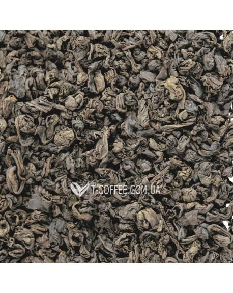 Имбирь черный ароматизированный чай Світ чаю