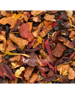 Барбадосская Вишня фруктовый чай Чайна Країна 100 г к/п