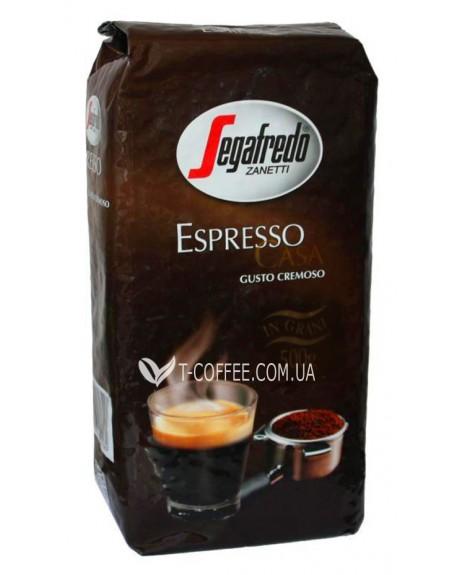 Кофе Segafredo Espresso Casa зерновой 500 г (8003410311027)