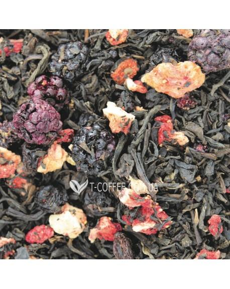 Марракеш черный ароматизированный чай Світ чаю