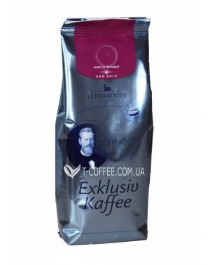 Кофе JJ DARBOVEN Exklusiv Kaffee der Edle зерновой 250 г (4006581019567) фото