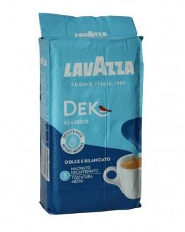 Кава LAVAZZA Dek Classico без кофеїну мелена 250 г (8000070011281)