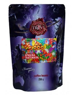 Кофе TREVI Арабика Гватемала зерновой 250 г (4820140050682)