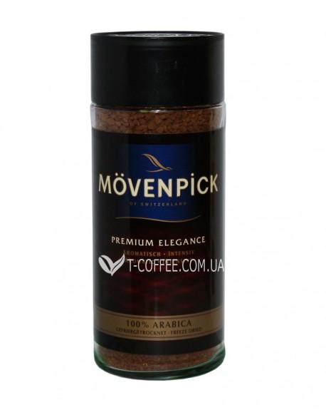Кофе Movenpick Premium Elegance растворимый 100 г ст. б.