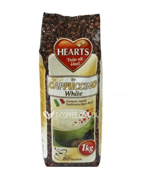 Капучино Hearts White Белый 1 кг (4021155108560)