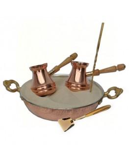 Подарочный набор для кофе по-восточному Кофе по Турецки №2
