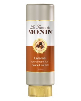 Топпинг MONIN Caramel Карамель 500 мл