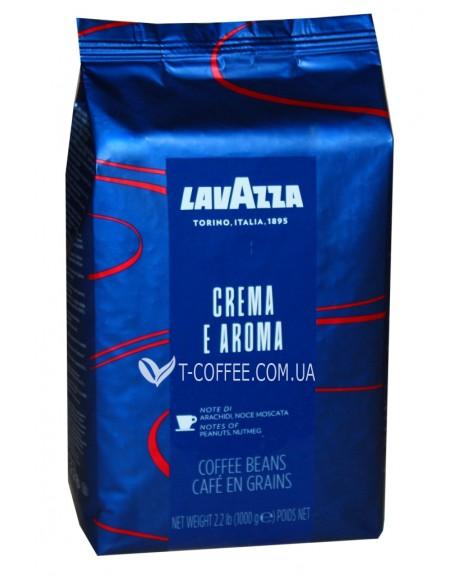 Кофе Lavazza Espresso Crema e Aroma зерновой 1 кг (8000070024908)
