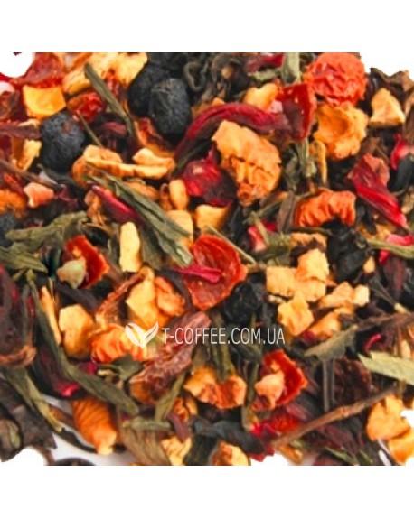 Лапа Тигра зеленый ароматизированный чай Чайна Країна