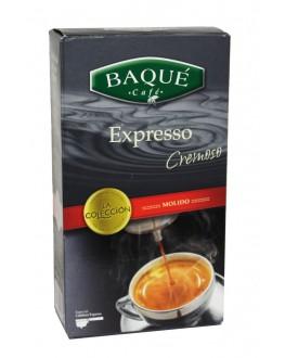 Кава CAFE BAQUE Expresso Cremoso мелена 250 г (8410684954124)