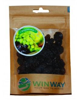 Родзинки WINWAY темні відбірні 100 г (4821912900082)