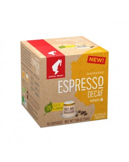 Кава JULIUS MEINL Inspresso Espresso Decaf в капсулах 10 x 5,6 г (9000403940331)